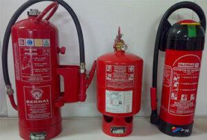 Extintores bernal