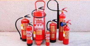 Extintores en valencia