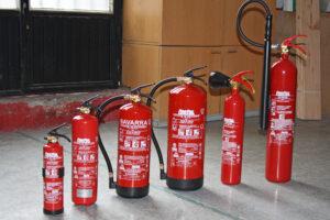 Extintores pamplona