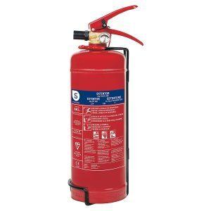 Extintores para casa
