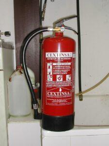 Extintores toledo