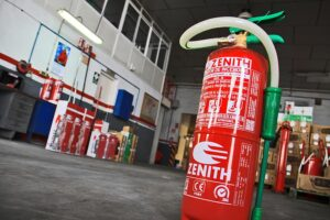 Extintores zenith