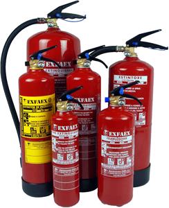 Faex extintores