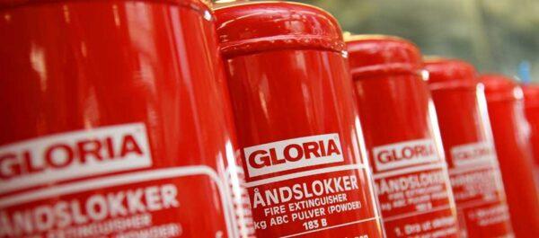 Extintores gloria