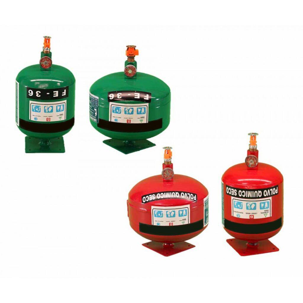 Extintores granada