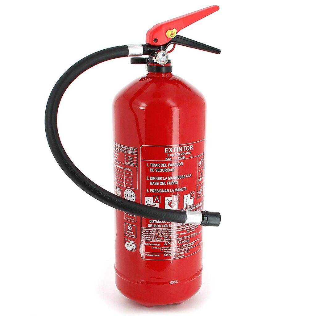 Cte extintores