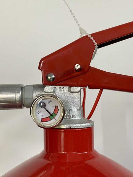 Extintores burbia