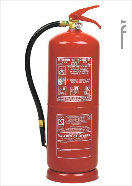 Extintores calaforra