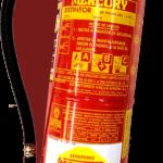 Extintores en granada