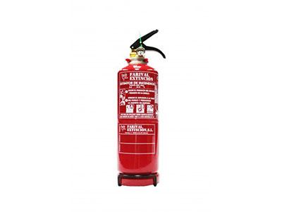 Extintores en malaga