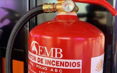 Extintores marina baixa