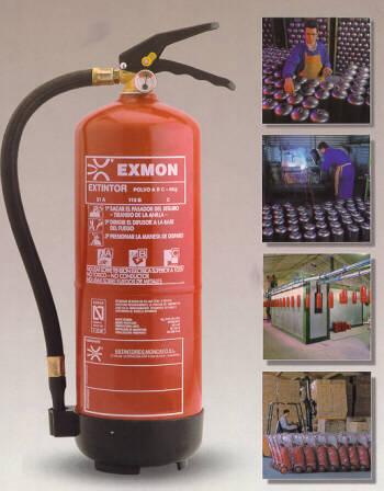 Extintores moncayo