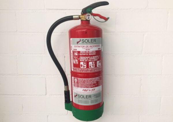 Extintores soler